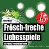 Frösch-freche Liebesspiele: Der frivole Comic für die Wanne (Badebuch) von Rainer Bach